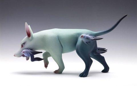 有趣的生物:埃里卡·萨纳达(Erika Sanada)的雕塑