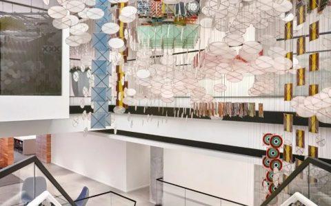 麦当劳新全球总部简直太美了吧!又一家被美食耽误的设计公司……