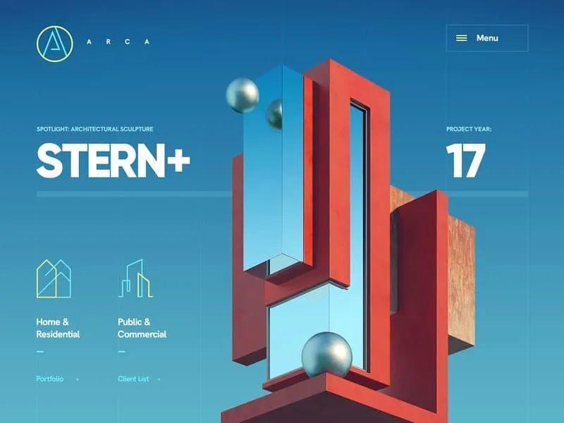 三大热门的UI设计趋势