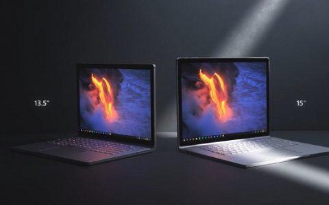 微软全新 Surface Book 3 官方宣传片