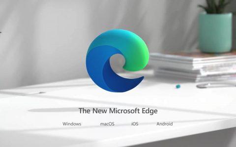 微软全新 Microsoft Edge 浏览器宣传片
