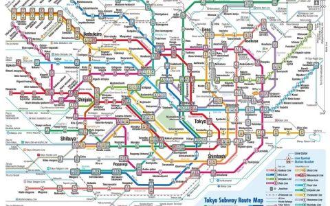 地铁图设计起源|纽约篇:为每位乘客节省时间,就是设计的意义